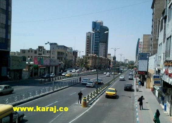 کرج - مرکز شهر